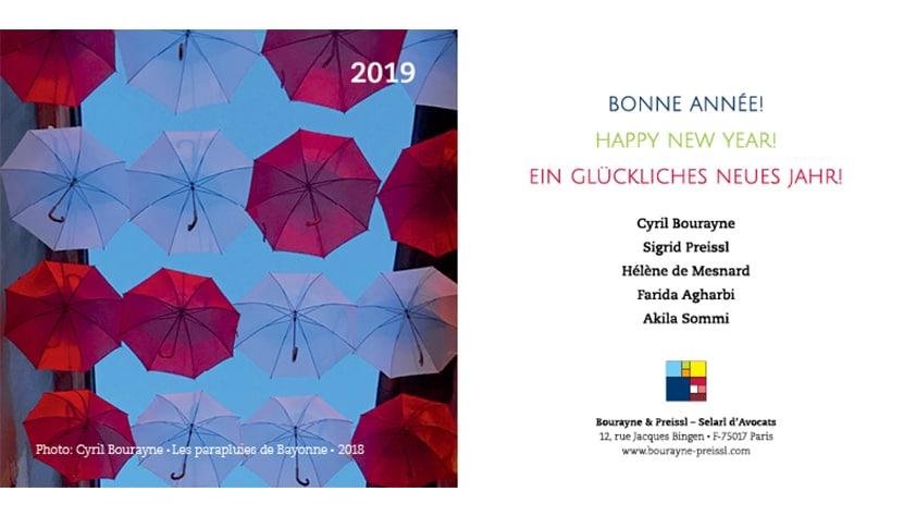 Voeux Bourayne Preissl 2019