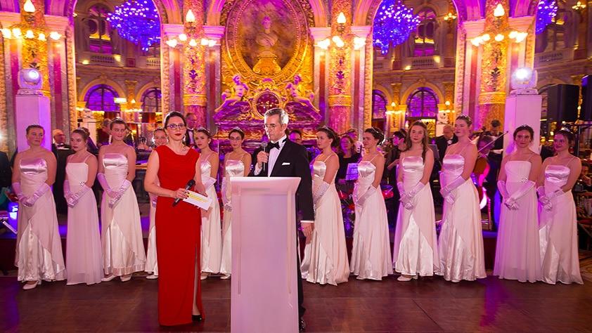 Bourayne Preissl sponsor du Bal Autrichien 2020 à Paris